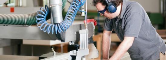Holz als Werkstoff - der Traumberuf Schreiner