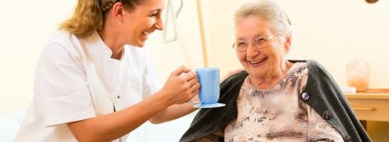 Arbeiten als Seniorenpfleger - das kommt auf mich zu